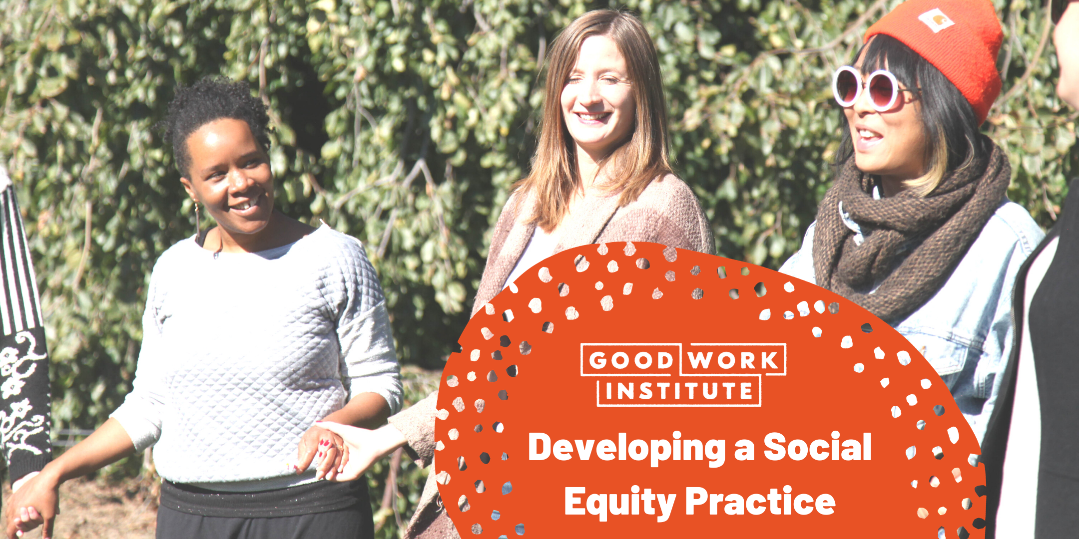Online Workshop – Developing a Social Equity Practice