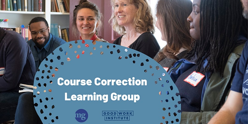 Course Correction Learning Group